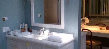 Custom Vanity Sink