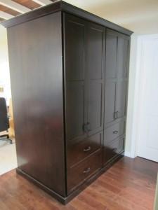 Double-Sided-Coat-Closet